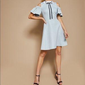 Ted Baker Araya Cold Shoulder Dress